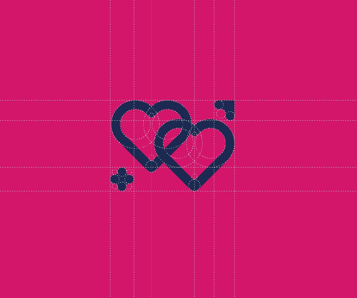 另一伴婚介品牌logo设计
