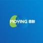 慕影酒店logo反白效果