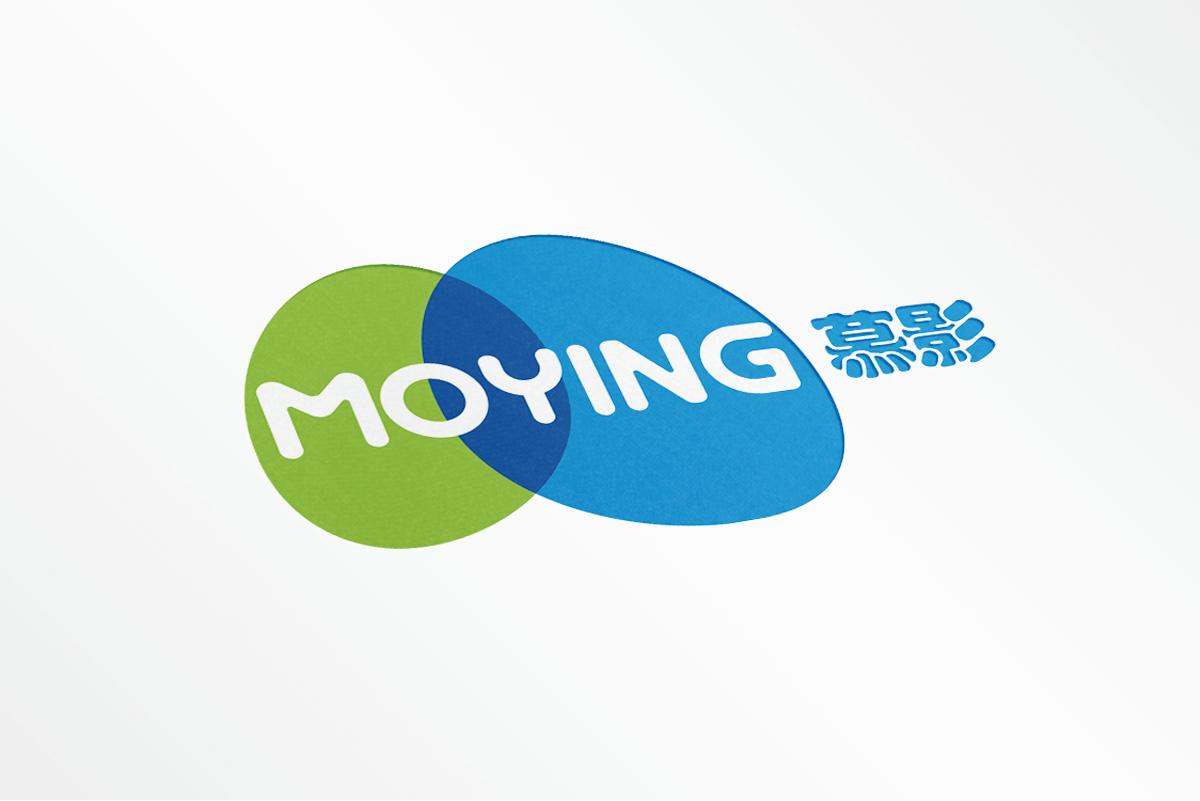 慕影酒店logo设计印刷