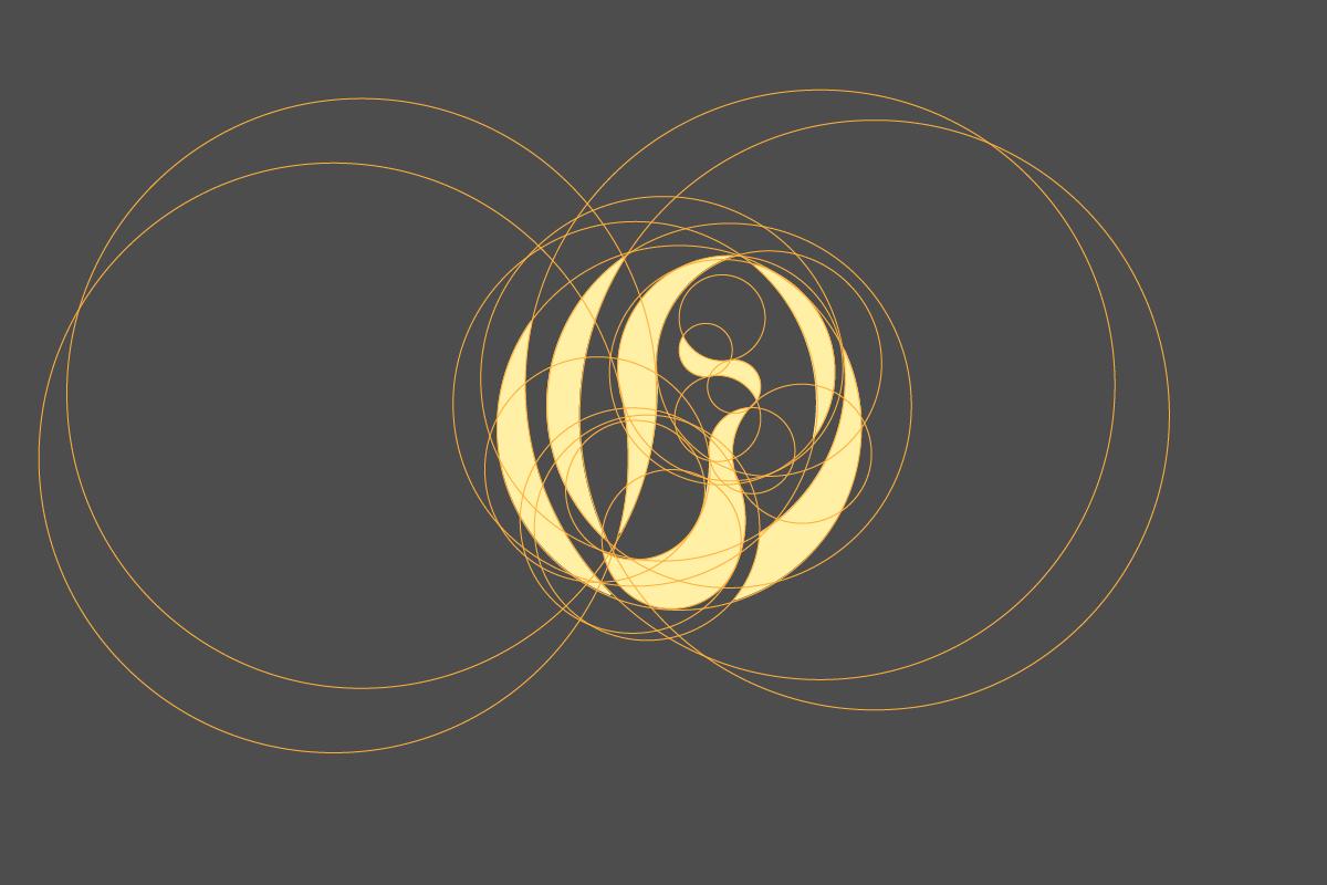 金凤凰_logo设计_标准制图