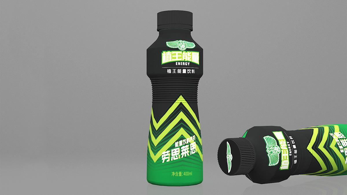 饮料包装设计效果方案B