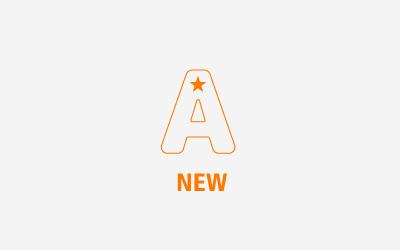 需要设计一个全新的logo!