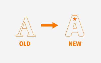 保留原有logo的风格进行优化升级设计!
